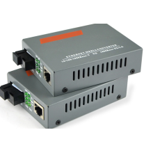 Convertisseur de média fibre optique Lan Gigabit Ethernet Cat5