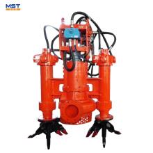 Pompe à lisier hydraulique submersible