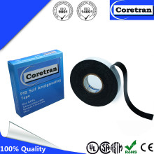 Pib Waterproof Insulation Self-Adhesive Rubber Mastic Tape Butyl Tape