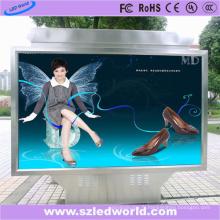 Affichage d'écran visuel fixe polychrome de P6 HD LED