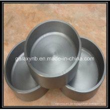 Heißer Verkauf Durable Pure Tungsten Crucible