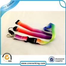 Custom Logo Full Color Imprint Sublimation Lanyard