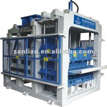 interlock paver brick molding machine QFT10-15