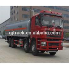 Shacman 8X4 camion de carburant pour 20-35 mètres cubes