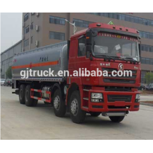 Shacman 8X4 fuel truck for 20-35 cubic meter