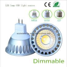 Dimmbale 5W MR16 COB LED Light