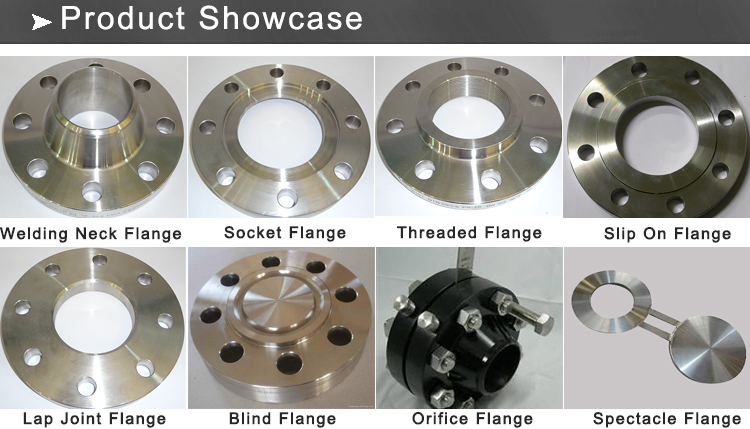 flange showcase