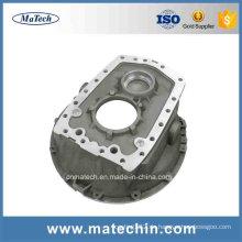 Kundenspezifische Präzisions-CNC-bearbeitete Aluminiumbearbeitung für Getriebegehäuse