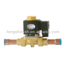magnet valve solenoid valve 220v ac