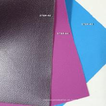 2015 cuero sintético colorido para silla (Hongjiu-378 #)