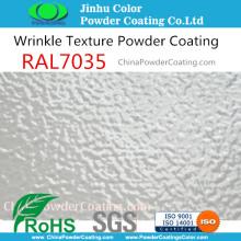 RAL7035 Wrinkle Texture Powder Coating
