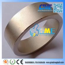 Personalizar Sinterizado Super Strong Ring SmCo Ímãs
