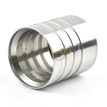 China supplier stainless steel hydraulic male/female Ferrule hose fitting