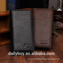 factory direct sale cheap real cow leather wallet china