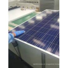 Painel solar de alta eficiência 255W para venda