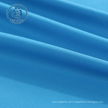 Dry Fit Micro 100% Polyester Sport Mesh Stoff