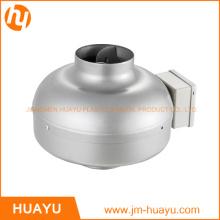 Ventilateur centrifuge circulaire en ligne de fan de conduit circulaire de 4 pouces (240 M3 / H)