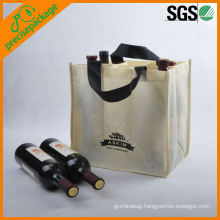 6 Bottles Wine carrier with Handles to the Bottom(PRB-403)