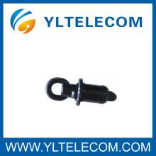 Φ32 / 26mm Fibra Óptica Simplex Placa Duct Plugs Acessórios de fibra óptica