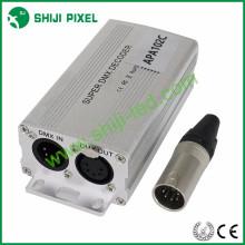 2 puertos 512 canales dmx a ws2811 apa102 decodificador led