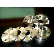 Стандартный стандарт ASME Фланец из углеродистой стали ASTM A105 Заглушка