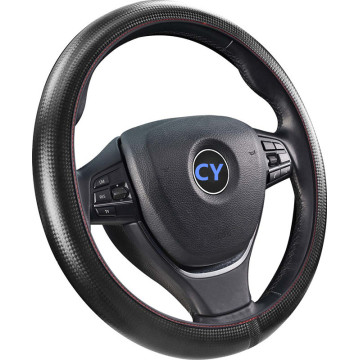 Top for Best PU Steering Wheel Cover,PU Steering Wheel Covers,Cheap PU Steering Wheel Cover,Black PU Steering Wheel Cover Manufacturer in China Leathers with bright surface steering wheel cover export to Saint Vincent and the Grenadines Supplier