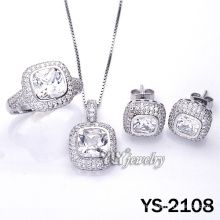 925 Silber Schmuck Set mit Customed (YS-2108)