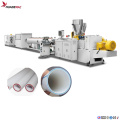UPVC 3 layer pipe making machine