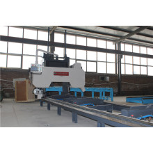 Diesel power 14HP mini horizontal sawmill machine