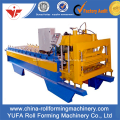 Glazed Forming Machine Making Steel Roofing Tiles