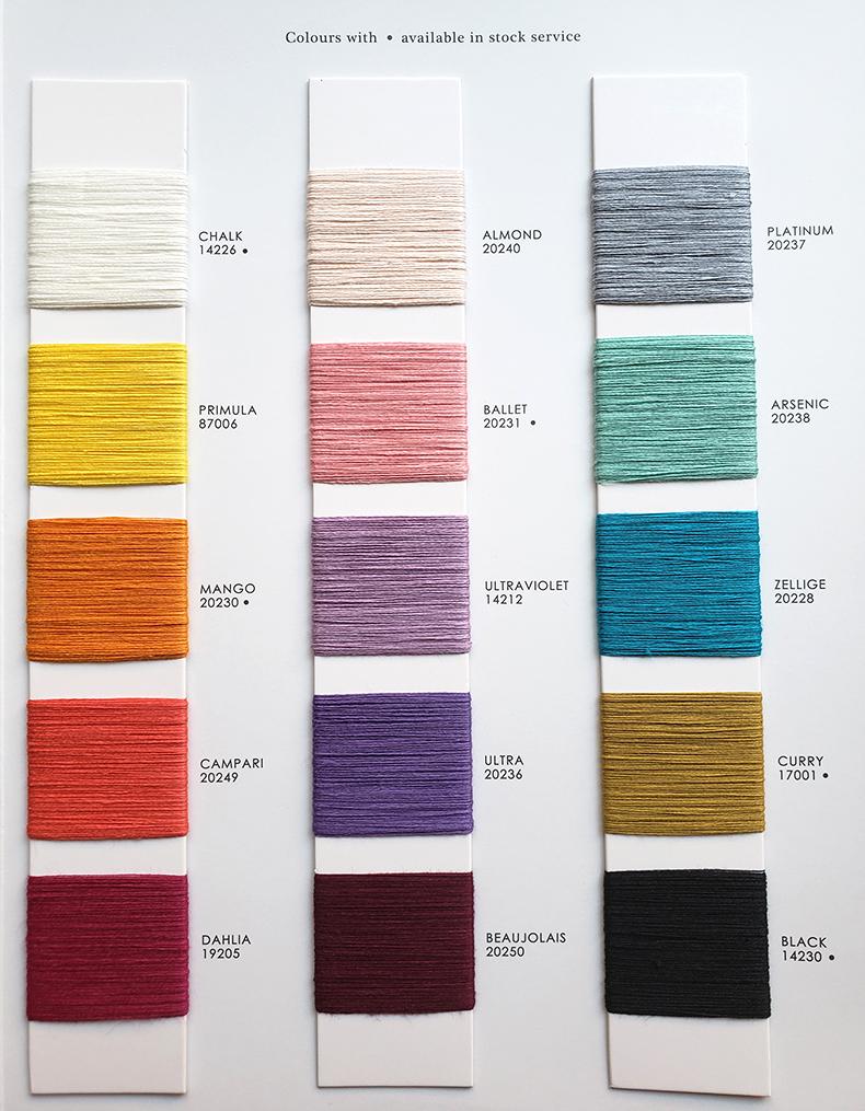 linen yarn 100 natural