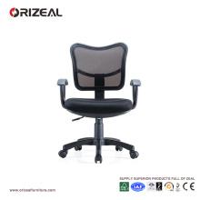 Silla del escritorio de la computadora de los muebles de la oficina del precio barato de Orizeal (OZ-OCM003B)