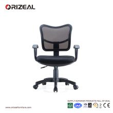 Orizeal Cheap Price Office Furniture Computer Desk Chair (OZ-OCM003B)