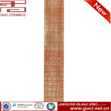 nuevo diseño antideslizante interior rústico piso baldosas de cerámica baldosas de madera