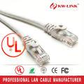 Cable de conexión 24AWG RJ45 Cat5e, cable de conexión de cobre desnudo