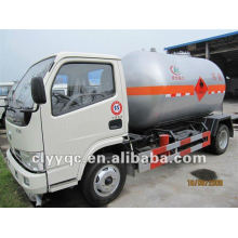 Mini lpg tanker transportwagen