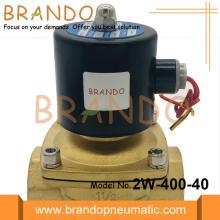 2W-400-40 Vanne de régulation du débit d'eau