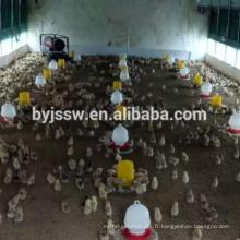 Meilleures mangeoires de volaille et des eaux pour les poulets (vente chaude)