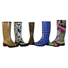 Bottes de sécurité en caoutchouc_Kids Rain Boots_Lady Fashion Bottes en caoutchouc