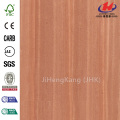 Living Room Wood Sapelli Veneer Natural Door Skin