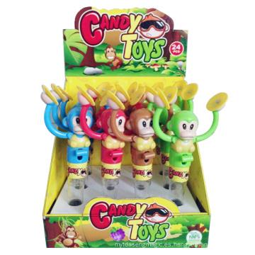 Monos jugando juguete de promoción de dulces gongos (h10069008)
