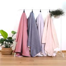 Cama leve respirável com ar condicionado e cobertor