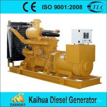 450kw shangchai power generator set china marca de água resfriada