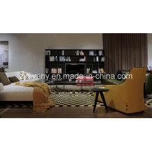 2016 nouveau Fashion Style salon en bois vitrine (SM-TV06)