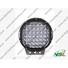 Nova chegada! ! ! Luz de condução LED de 9 polegadas 111W fora de estrada luz de trabalho LED Vs96W / 185W / 225W