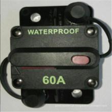 Interruptor do áudio 60A do fusível da proteção 12V 24V 36vin do fusível