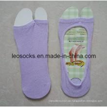 Geheime Socken Zehensocken für Frauen