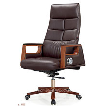 2016 New Design High Back Leather Recliner Boss Chair (HF-A2320)