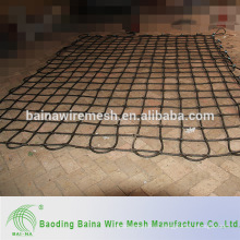 Толстый кабель прочная квадратная сетка