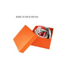 Fancy Karton Papier Schal Geschenkbox mit Deckel